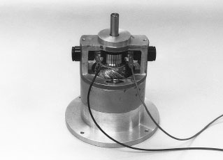 Winding-field DC Motor | Nidec Corporation