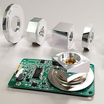 Polygon Mirrors and Scanner motors for LiDAR_ncel