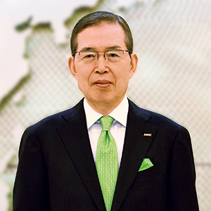 Shigenobu Nagamori<br />Founder, Chairman and CEO
