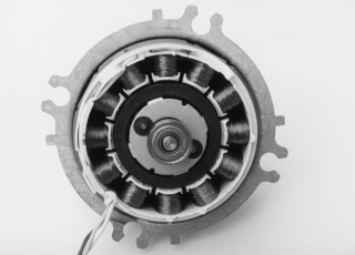 Inner rotor type (concentrated winding)