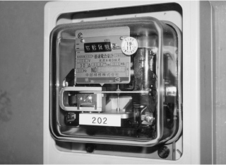 Integrating wattmeter